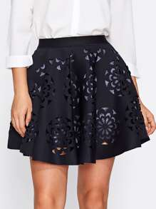 Hollow Out Skirt