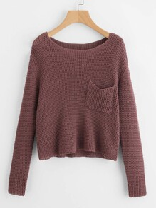 Pocket Front Jumper