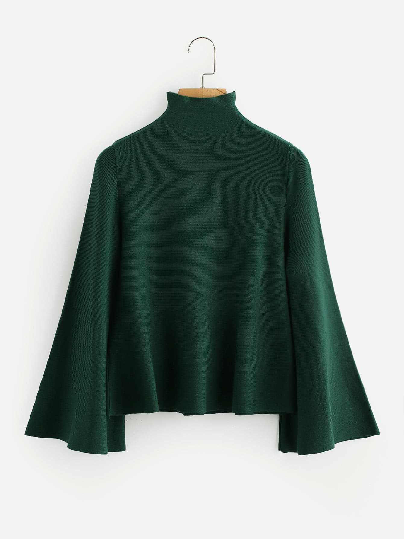 Mock Neck Flare Sleeve Jersey Jumper commercial use non stick lpg gas japanese tokoyaki octopus fish ball iron maker baker machine