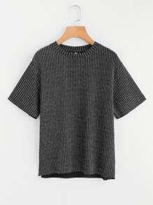 Top tricoté