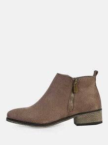 Brown Comfort Other Boots, size features are:Bust: ,Length: ,Sleeve Length:
