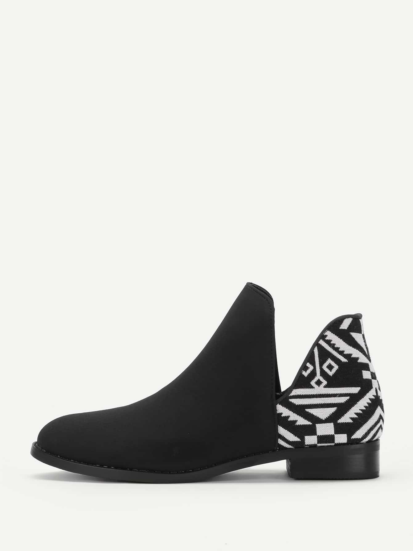 V Cut Chelsea Boots 17478 08 sm