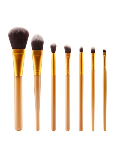 Ensemble de Pinceau de maquillage professionnel 7pcs