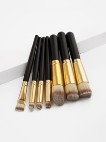 Cosmetic Makeup Brush Set 7pcs