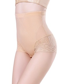 Shorts dentelle Shapewear
