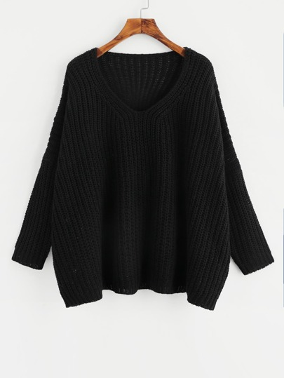 Loose Knit Oversize Jumper
