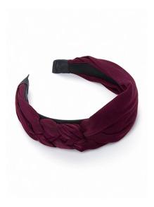Braided Detail Headband