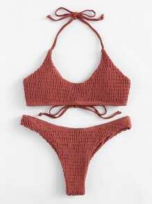 Bikini Set mit Neckholder