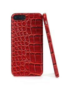 Crocodile Pattern iPhone Case