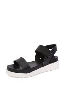 حذاء مسطح ملائم و مريح للرجل