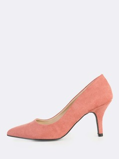 Point Toe Pumps DUSTY ROSE