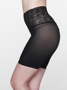 Shorts Bodyshaper transparent