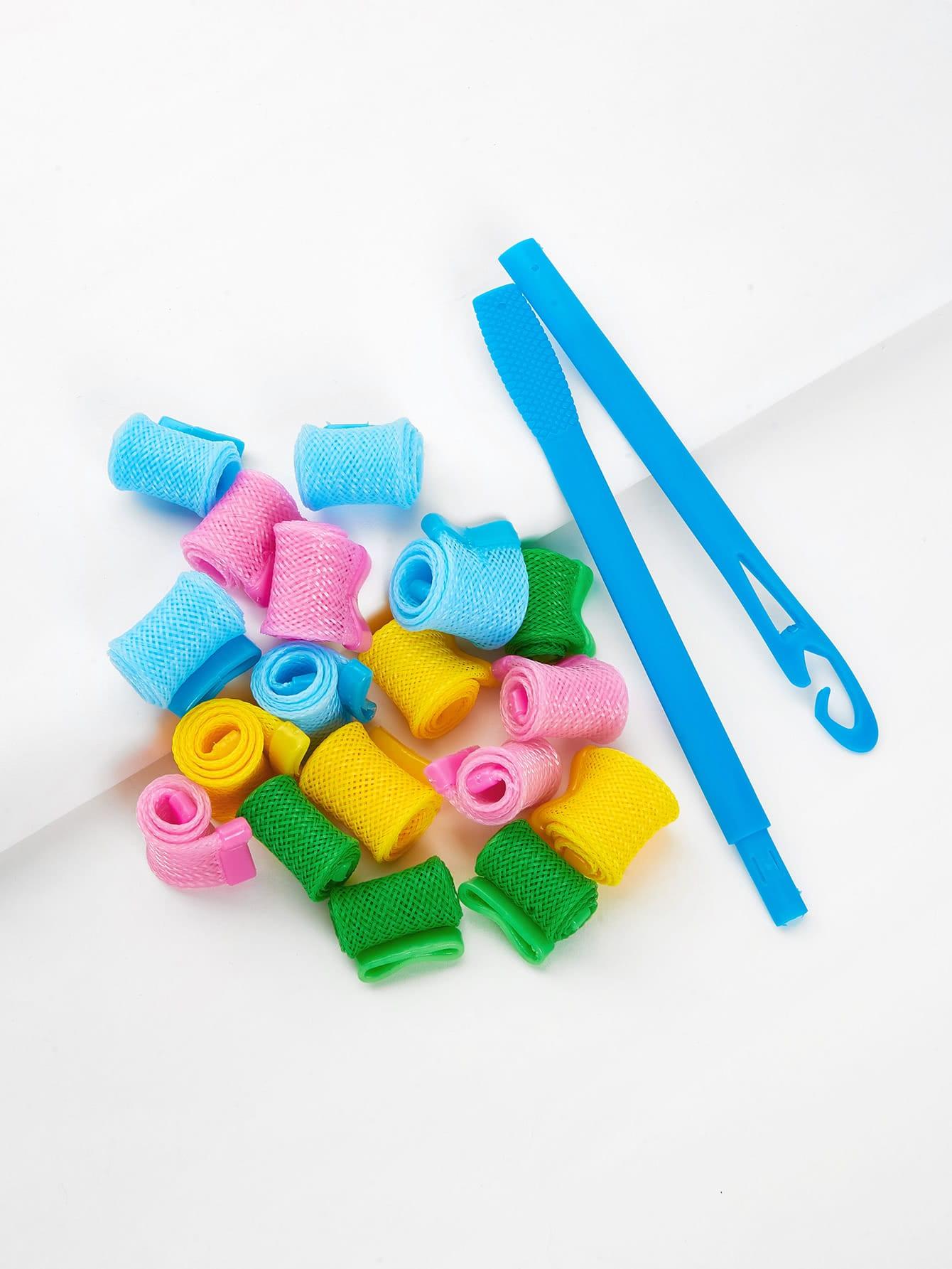 Hair Curlers Tool Set