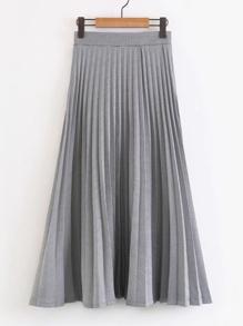 Модная клетчатая миди юбка