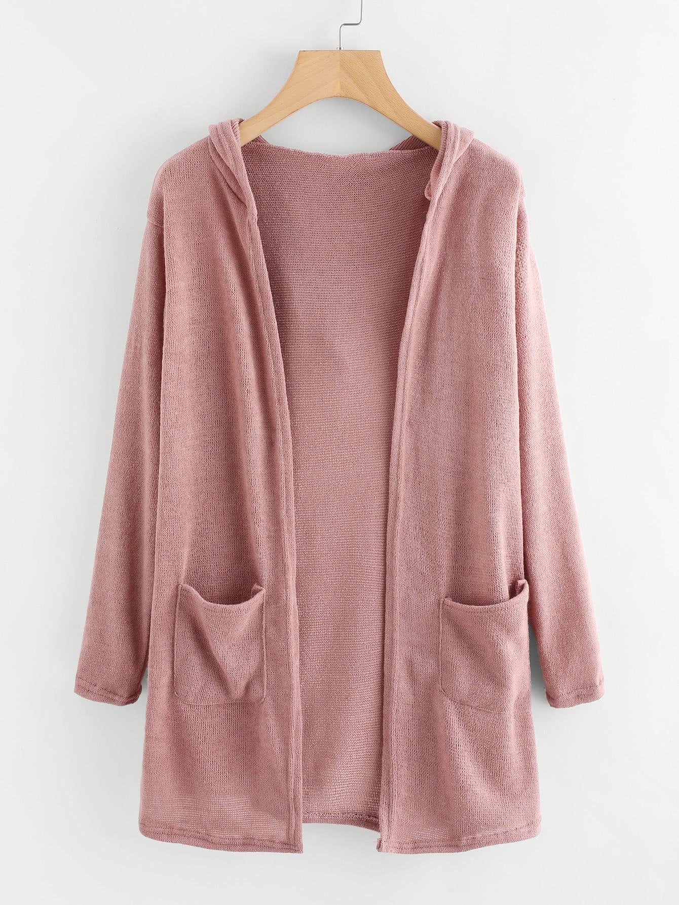 Dolman Sleeve Ribbed Jumper sweater171017170