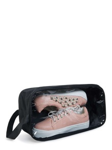 Storage Pouch With Wristlet