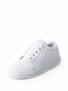 أحذية رياضية  أبيض