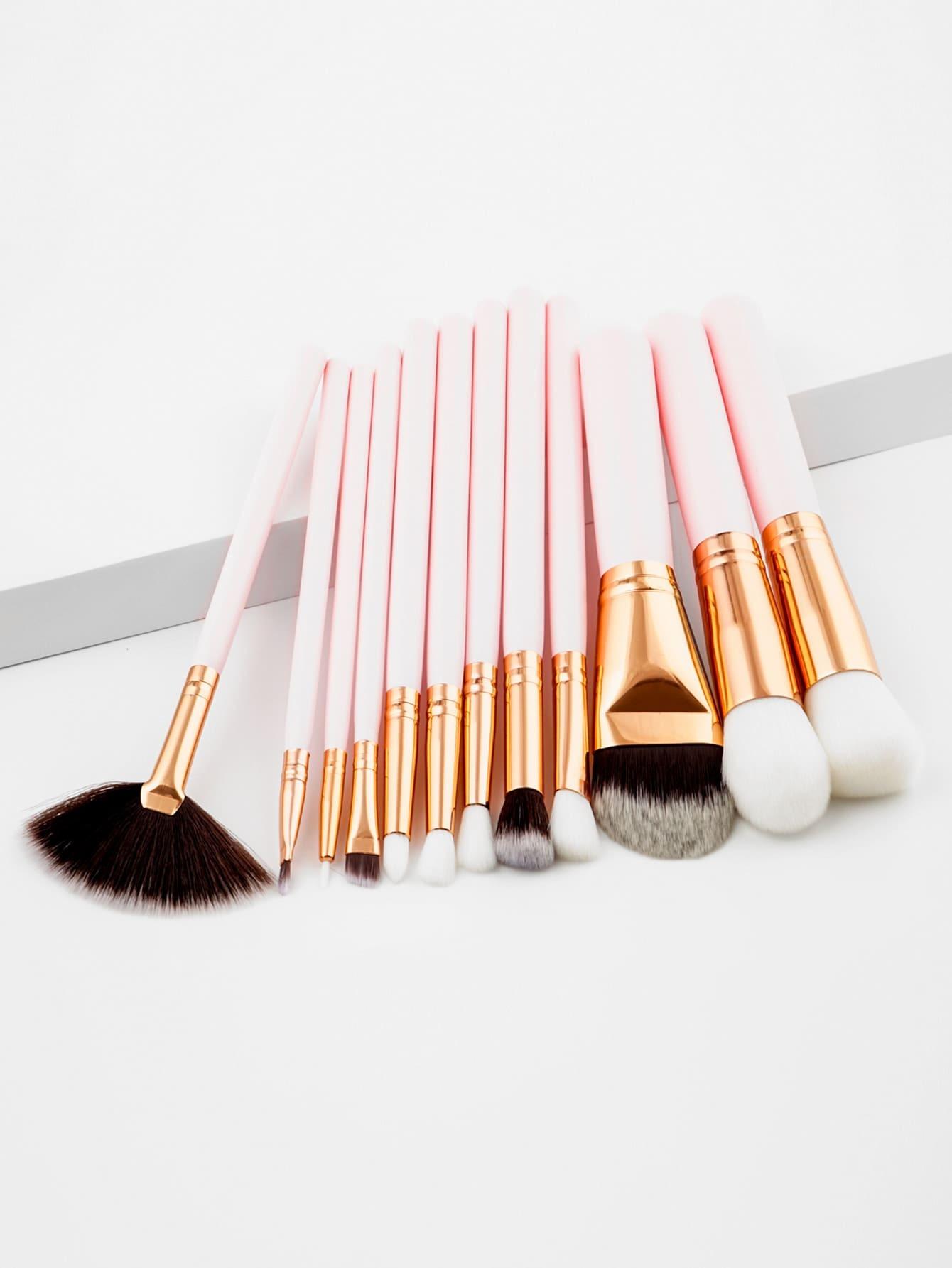 Image of Professional Makeup Brush Set 12pcs