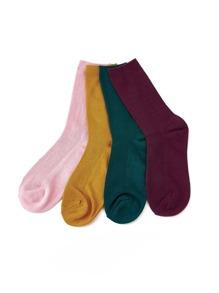 Calcetines en colores