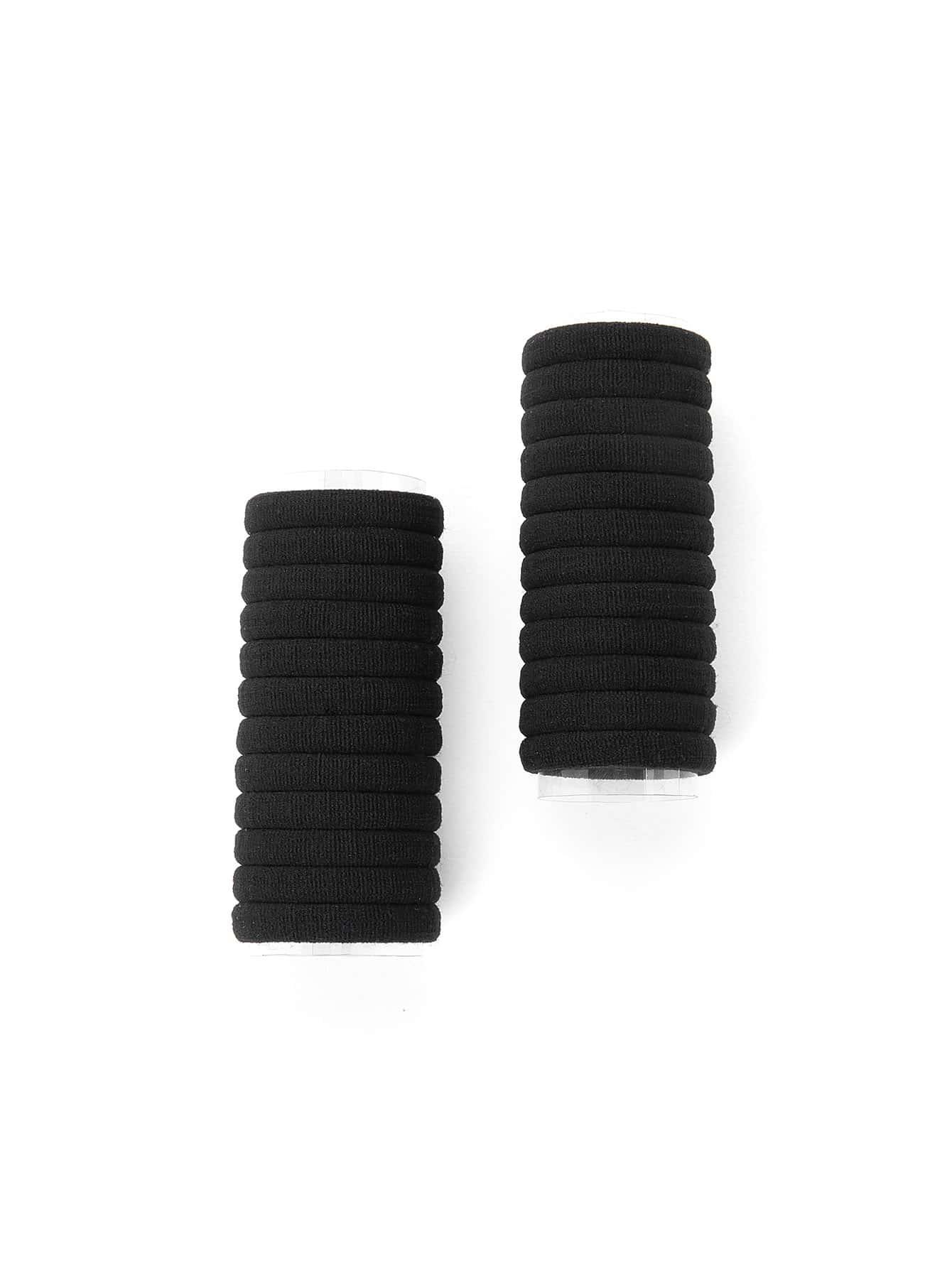 Seamless Hair Tie Set 24pcs