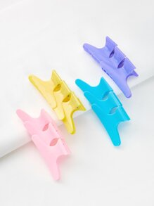 Hairdressing Tool Butterfly Hair Clip 12pcs