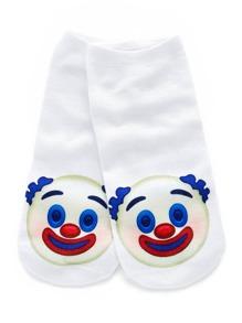 Calcetines con payaso
