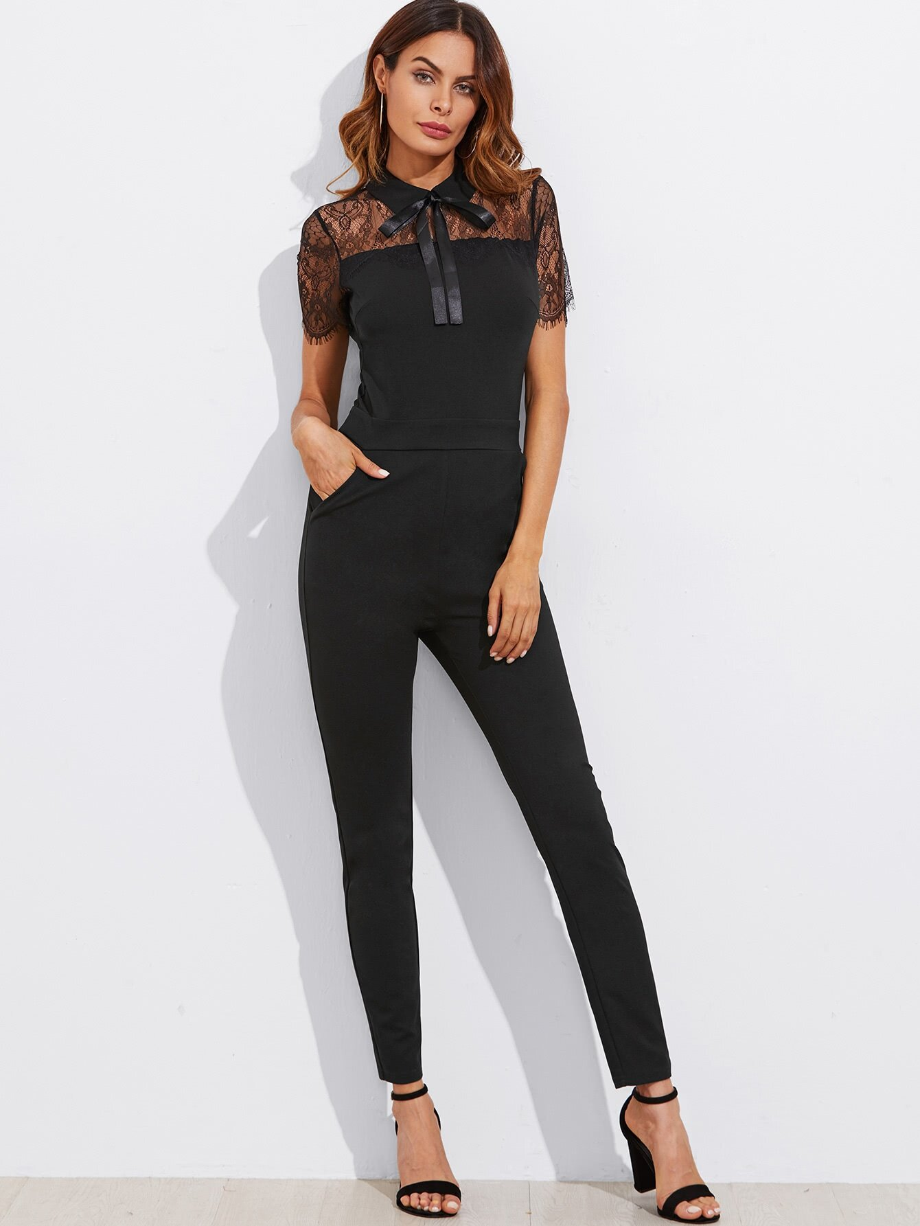Connu Combi-short&Combi-pantalons Pour Femmes, Bodys Pour Femmes AB85
