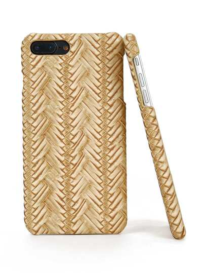 Coque d\'iPhone tissée