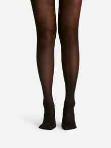 40D Sheer Mesh Tights