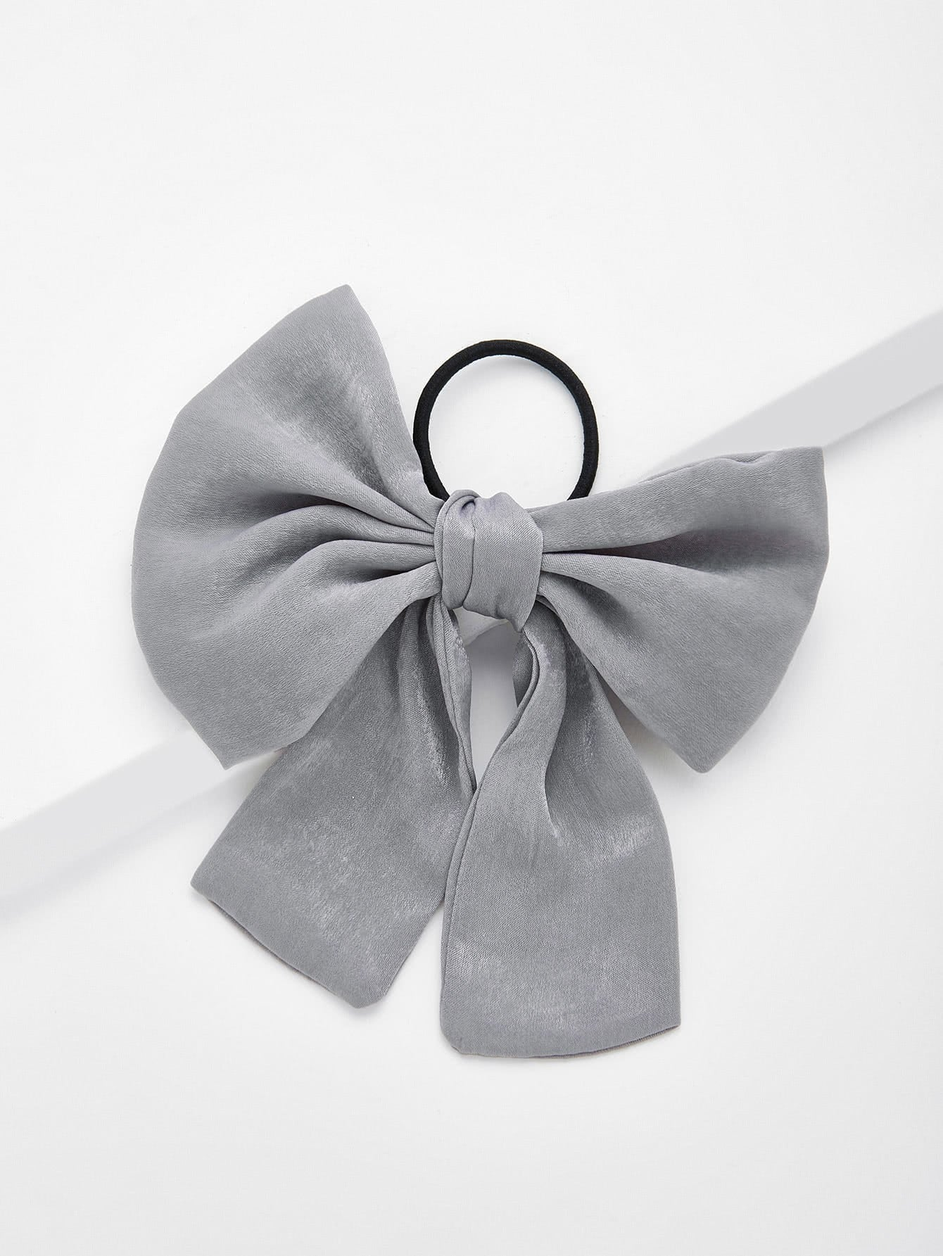 Bow Tie Design Hair Tie hair tie 3pcs
