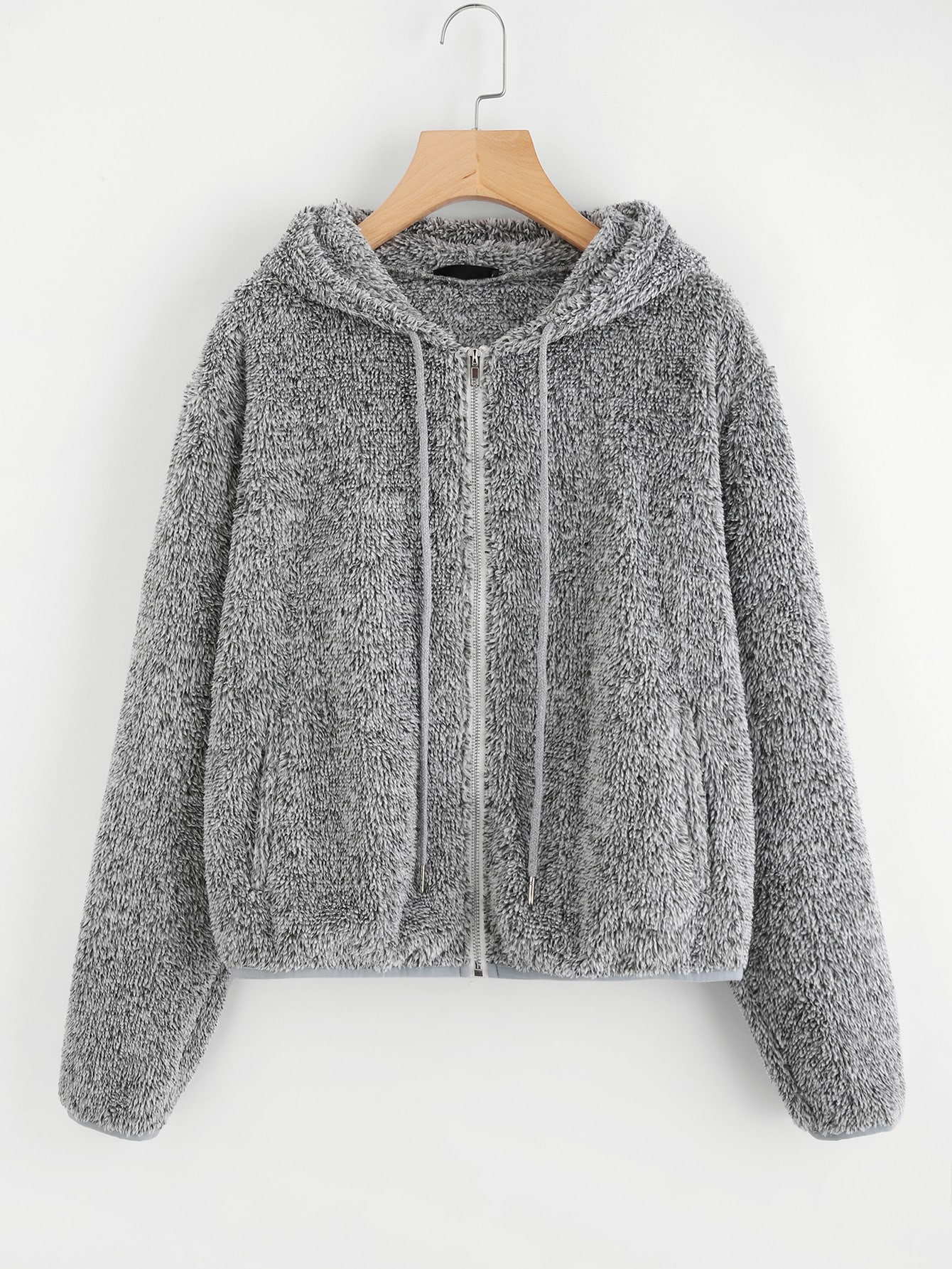 Zip Up Fuzzy Hoodie Jacket gt radial maxmiler cx 175 75 r16c 101 99r летняя
