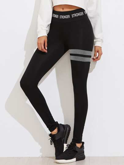 Leggings stampati