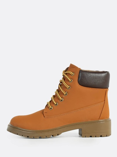Worker Inspired Boots HONEY WHEAT