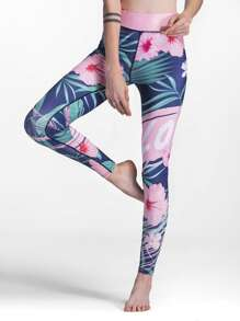 Leggings imprimé random