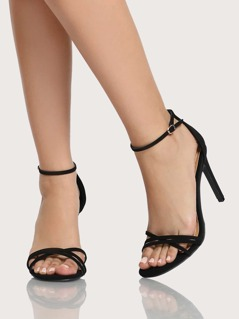 Ankle Strap Heels and Pumps