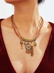 Модное оригинальное ожерелье