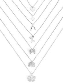 Set di collana con pendente