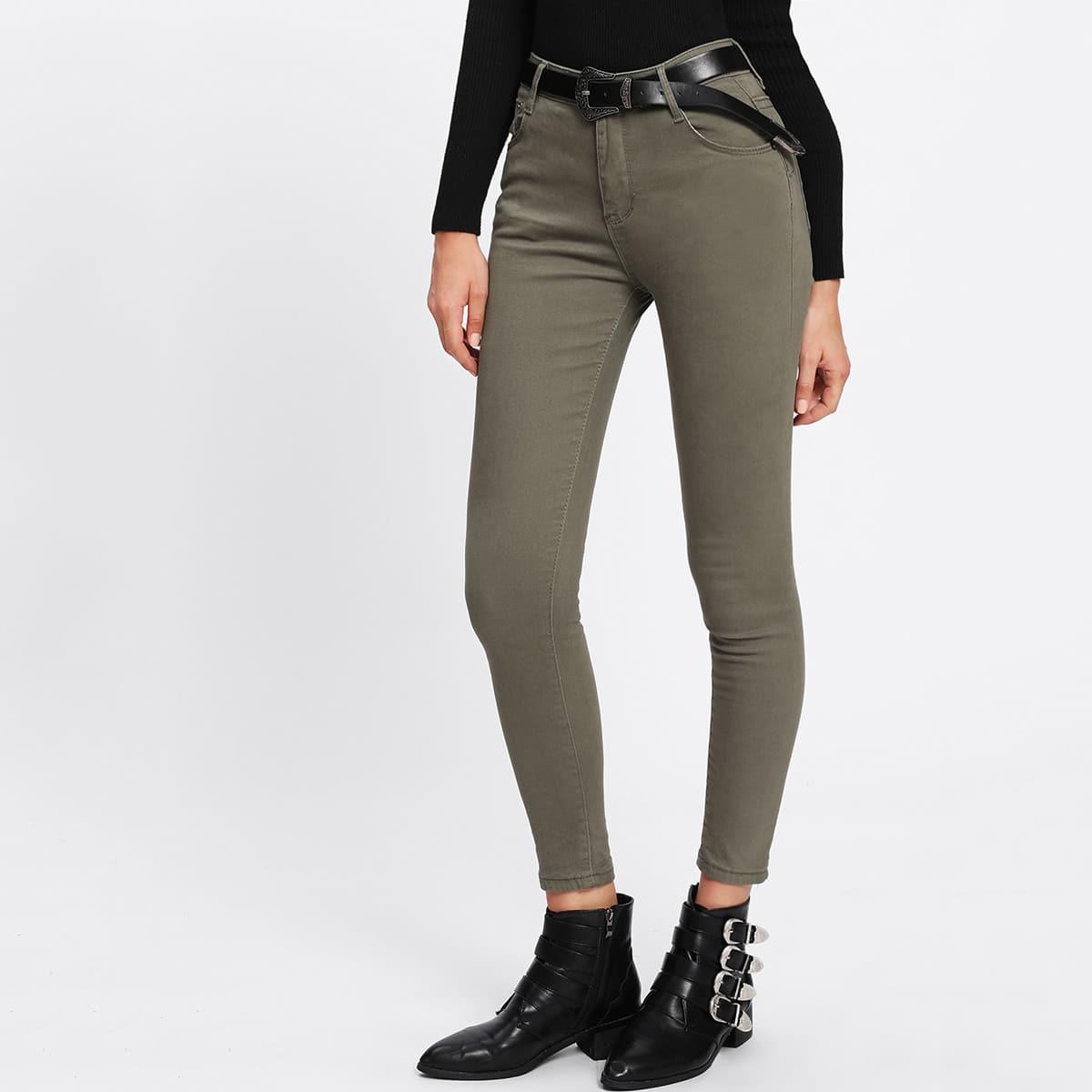 Skinny enkel jeans