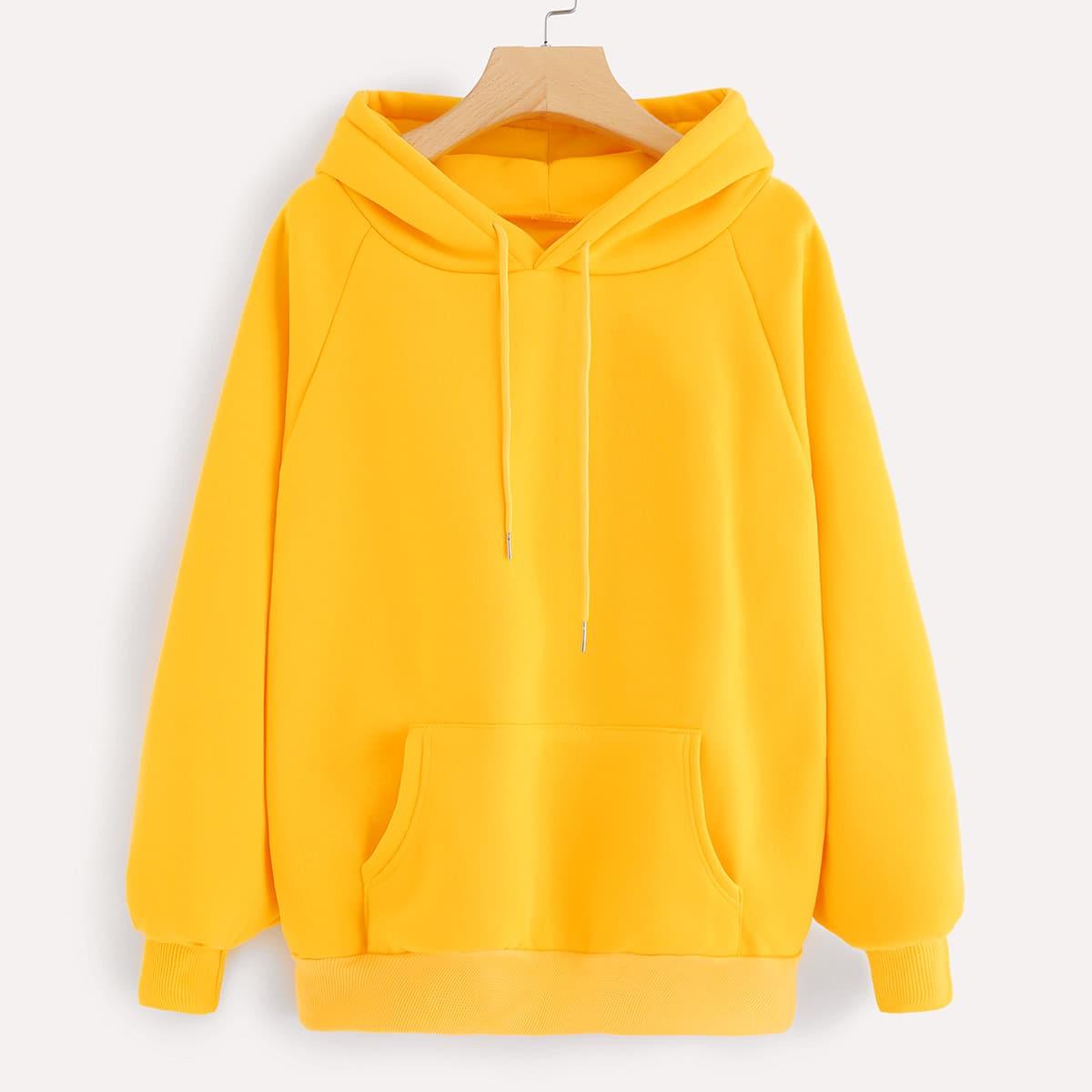 Effen hoodie