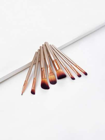 Ensemble de pinceaux de maquillage 8pcs