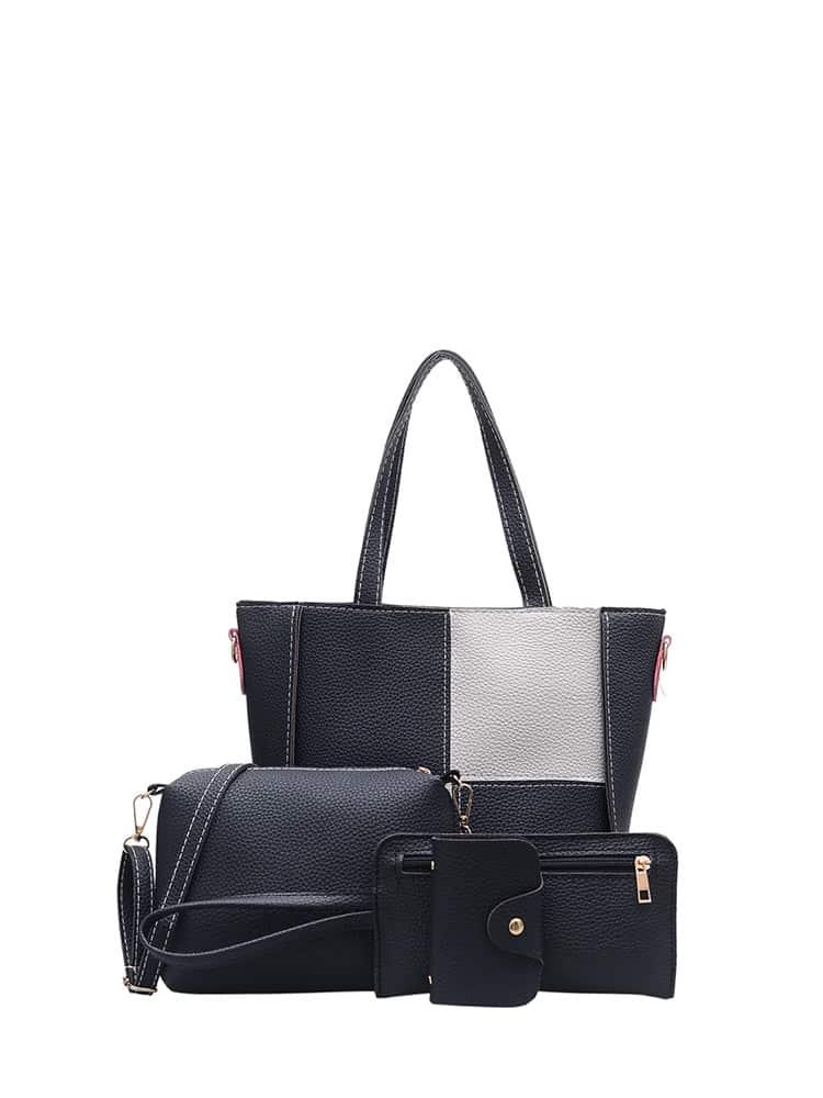 Купить Проверенная сумка Tote 4шт., null, SheIn