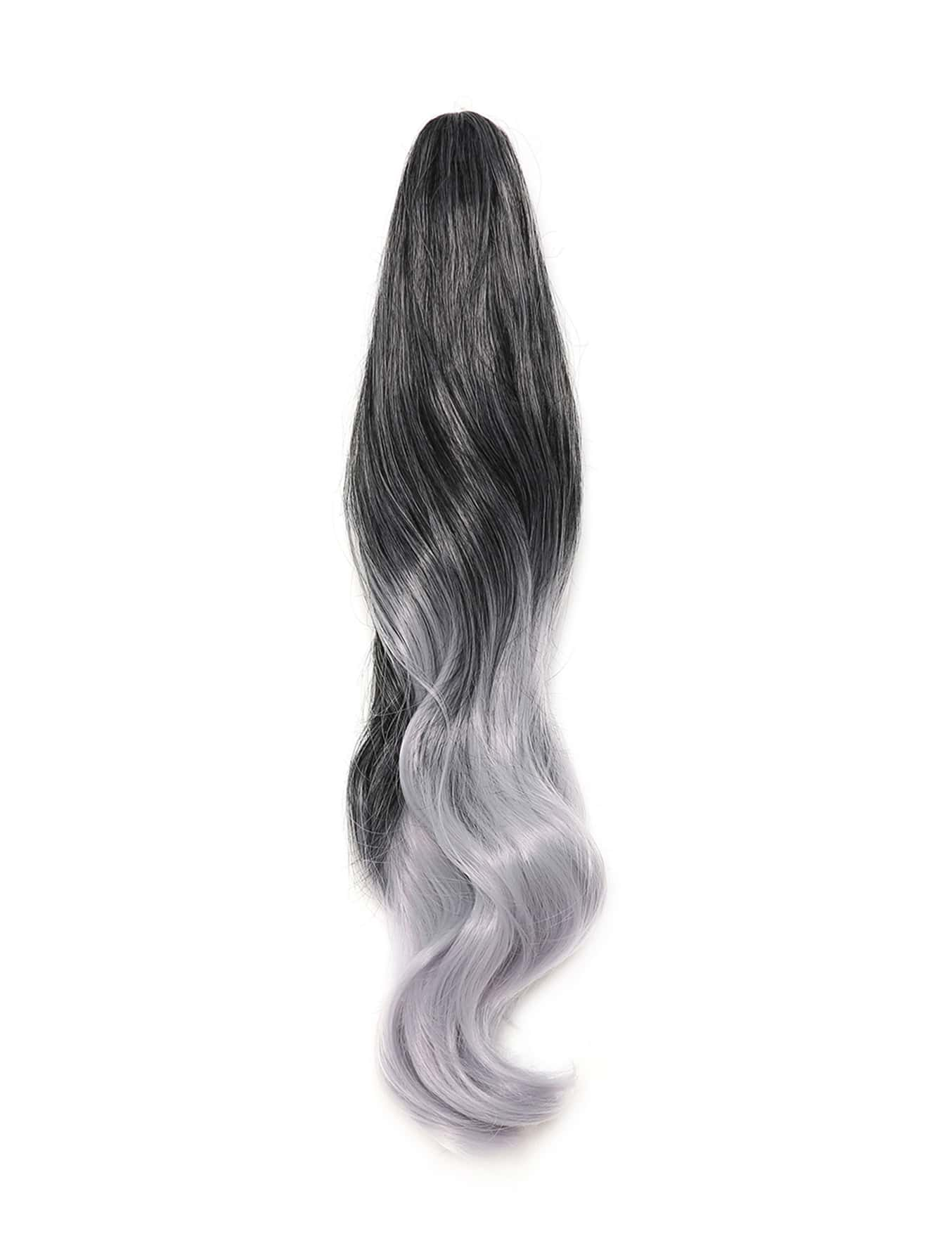 все цены на Clip In Soft Wave Hair Extension 1pcs онлайн