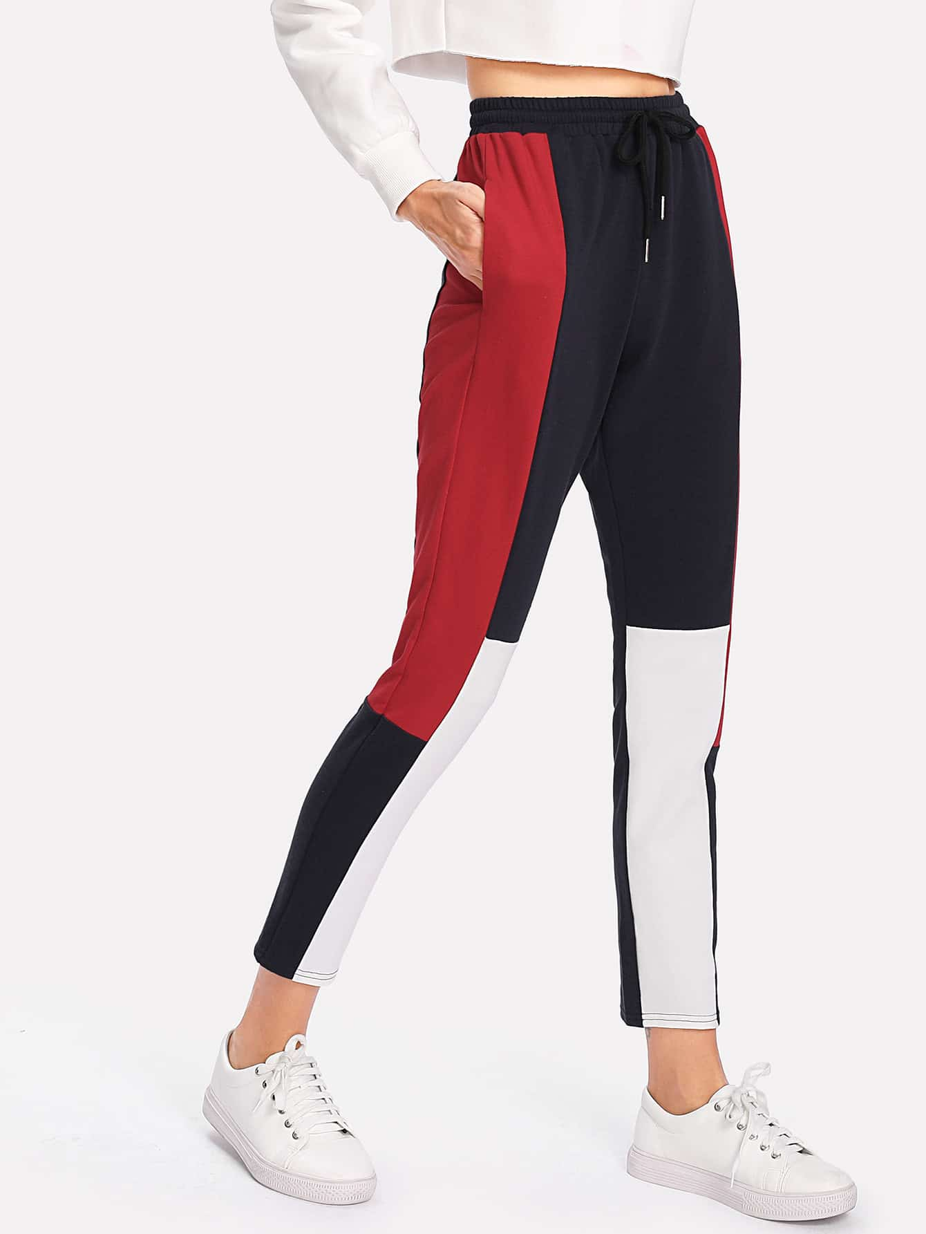Color Block Sweatpants irf5305 irf5305pbf to 220 31a 55v