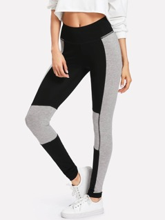 Cut And Sew Leggings