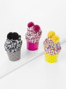 Three Color Socks Set