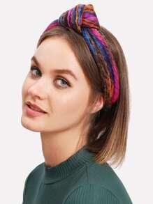 Knot Design Headband