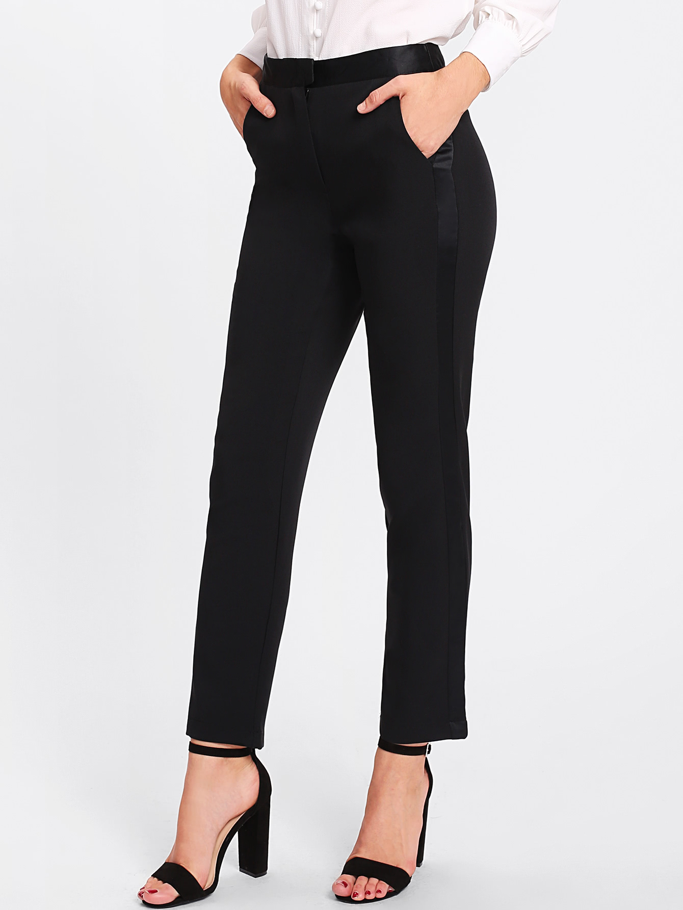 Tailored Suit Pants lisa corti короткое платье