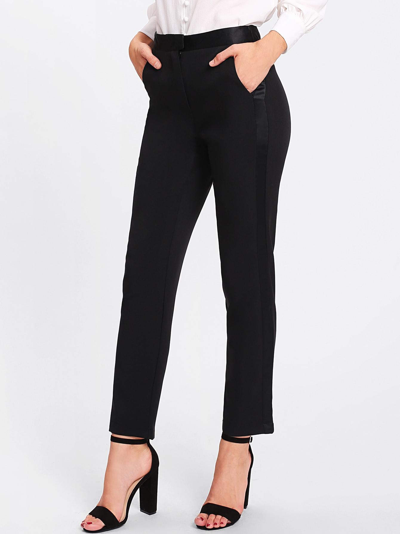 Tailored Suit Pants