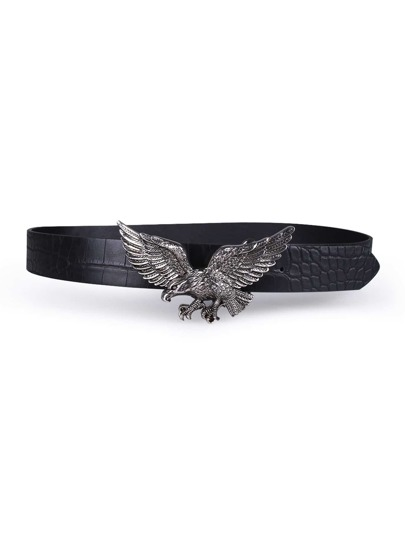 Eagle Shaped Buckle Belt