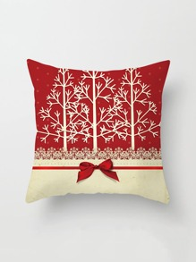 Christmas tree Print Pillowcase Cover